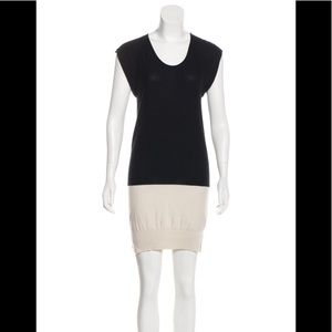 T by Alexander Wang knit mini dress